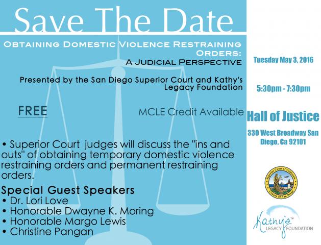 Domestic Violence Seminar
